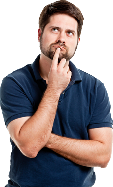 Thinking Person PNG HD - 131014