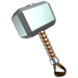 Thor Hammer PNG - 60258