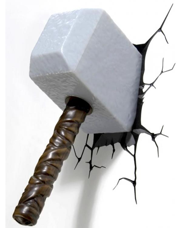 DECO LIGHTS - THOR HAMMER - Thor Hammer PNG