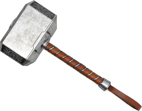 Thor Hammer PNG - 60243