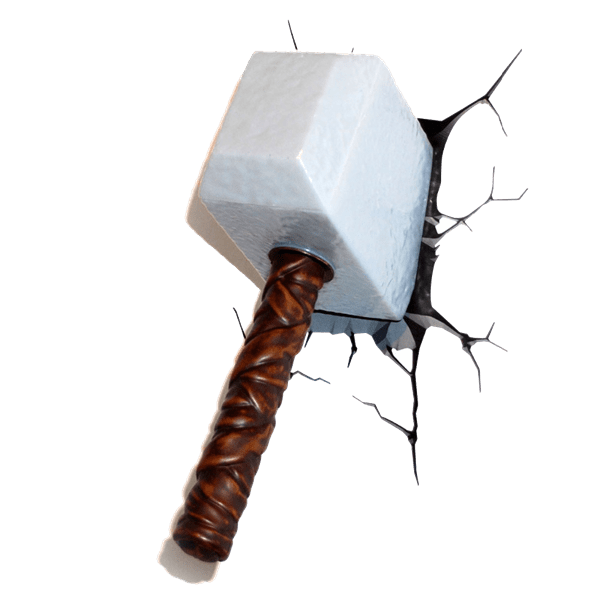 Thor Hammer PNG - 60246