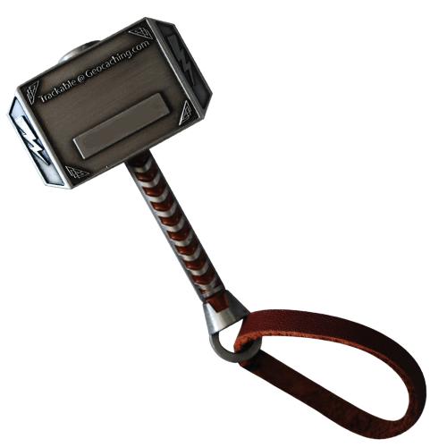 Mega Thor Hammer Enlarge image - Thor Hammer PNG