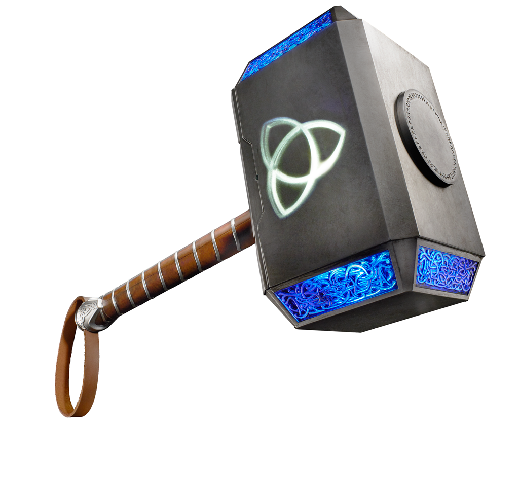 Thor Hammer PNG - 60253