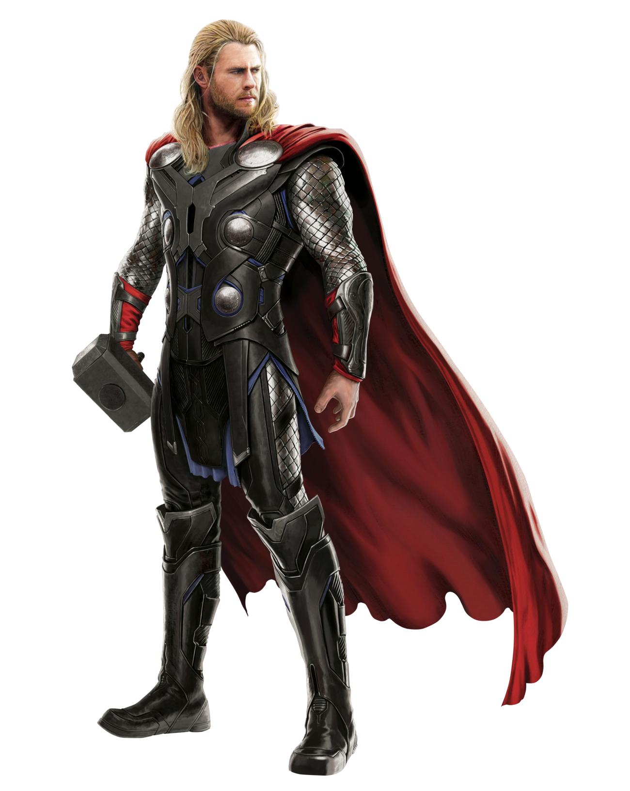 AoU Thor.png - Thor HD PNG