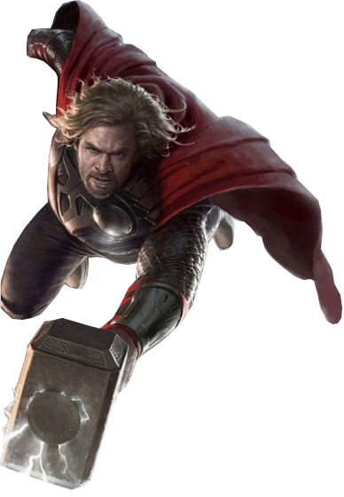 Thor HD PNG - 94574