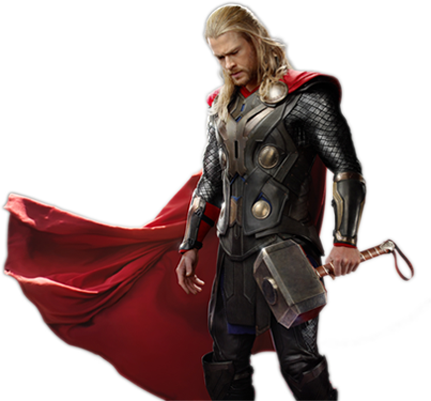Thor HD PNG - 94571