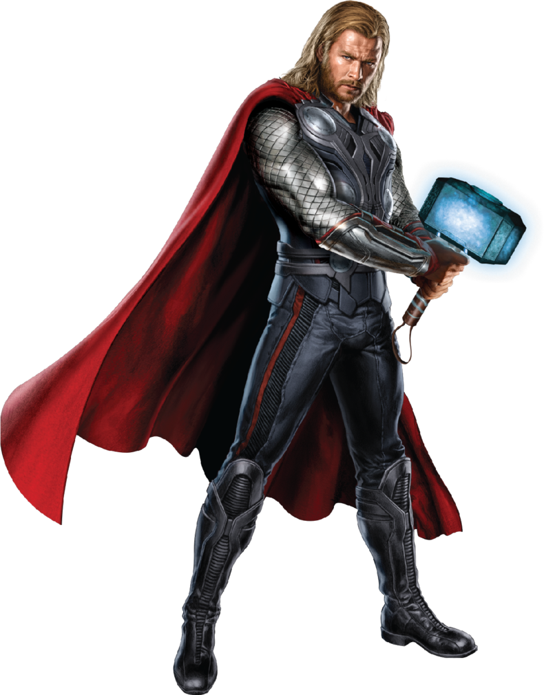 Thor HD PNG - 94575