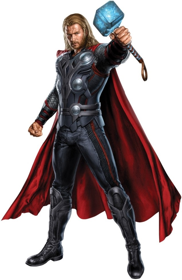 Thor PNG-PlusPNG.com-635 - Thor PNG