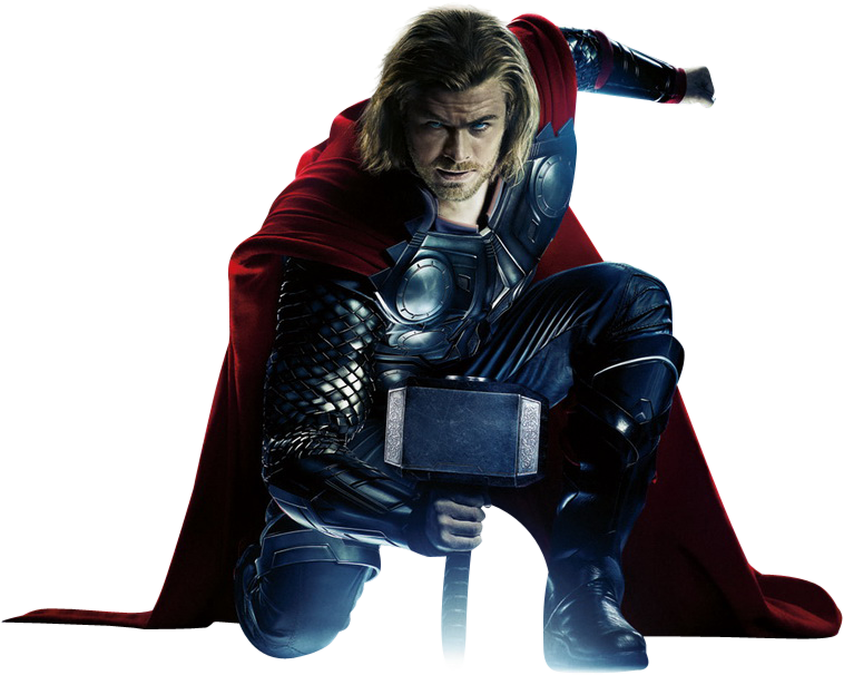 PNG File Name: Thor PlusPng.com  - Thor PNG