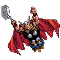 Thor PNG - 18809