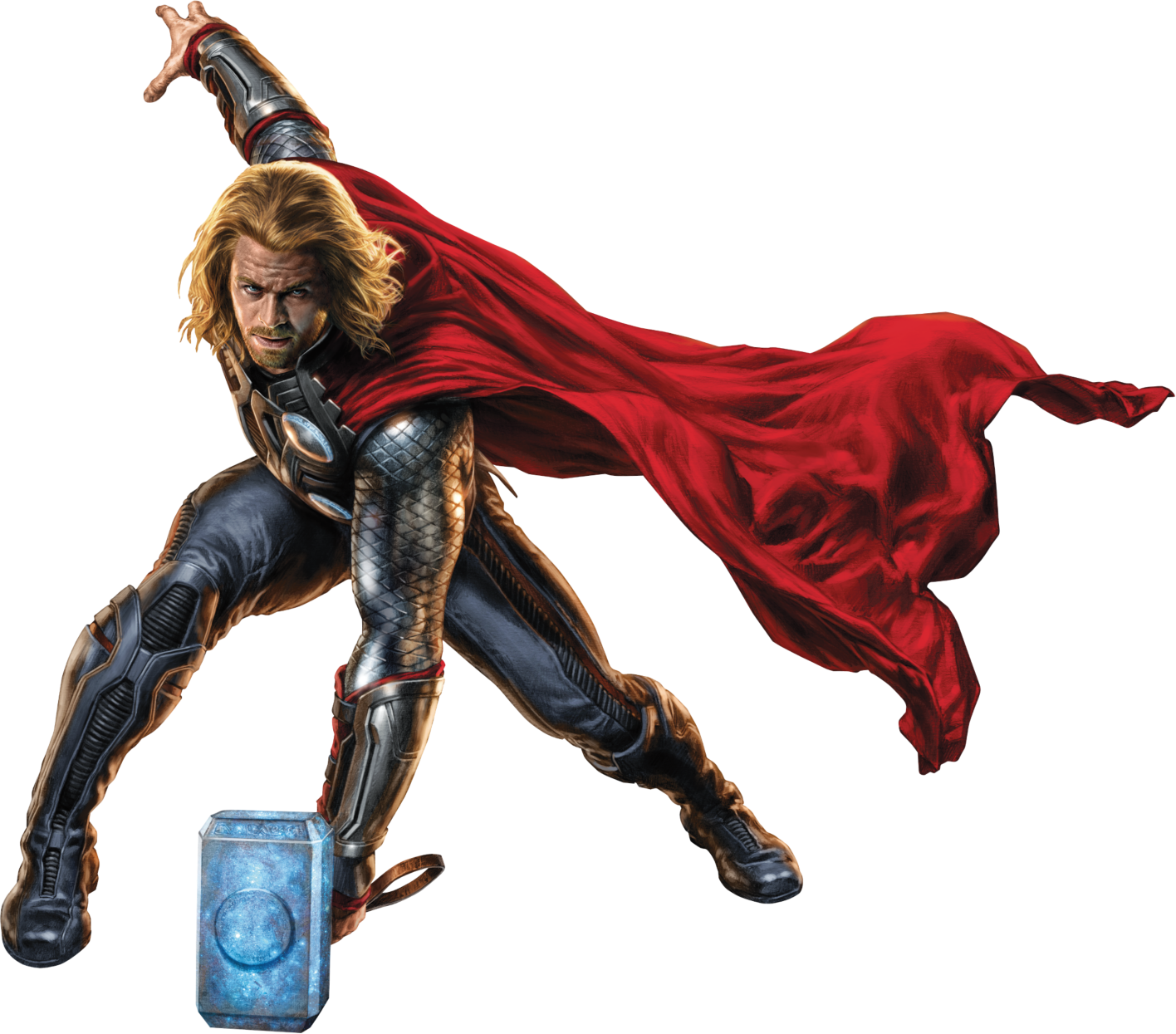 Thor 2 Avengers FH.png - Thor PNG