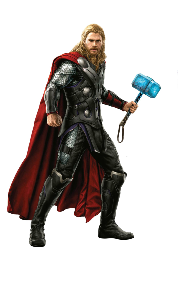 Thor From Marvelu0027s The Avengers AoU PNG/RENDER by Joaohbd - Thor PNG