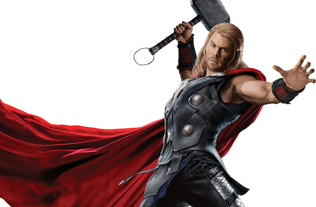 Thor PNG - 18815