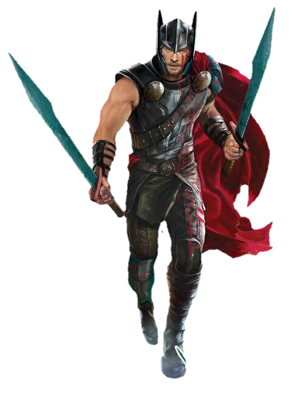 Thor Ragnarok Thor PNG by Metropolis-Hero1125 PlusPng.com  - Thor PNG