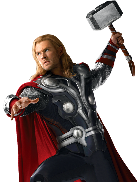 Thor PNG - 18827