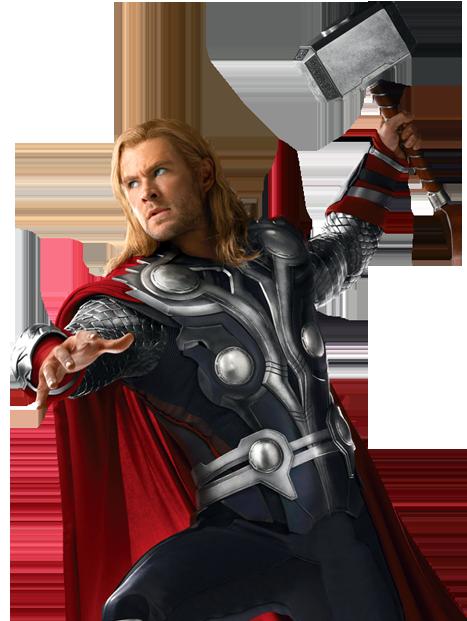 Thor Transparent PNG - Thor PNG