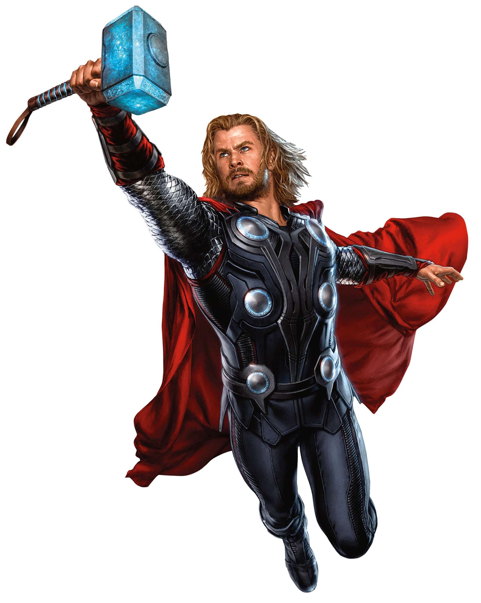 Thor2-Avengers.png - Avengers PNG
