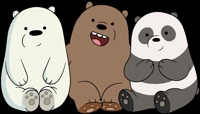 Three Bears PNG - 158310