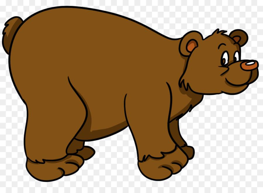 Three Bears PNG - 158318