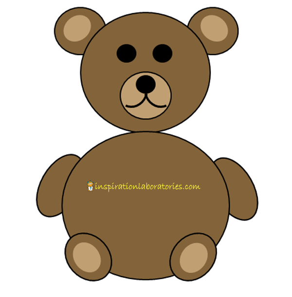 Three Bears PNG - 158319