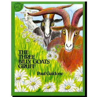 Three Billy Goats Gruff PNG - 65692