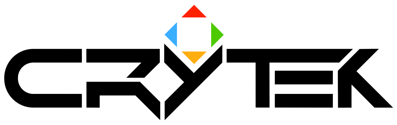 Crytek logo hd.png - Three HD PNG