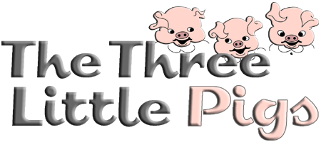 Three Little Pigs PNG HD-PlusPNG.com-450 - Three Little Pigs PNG HD