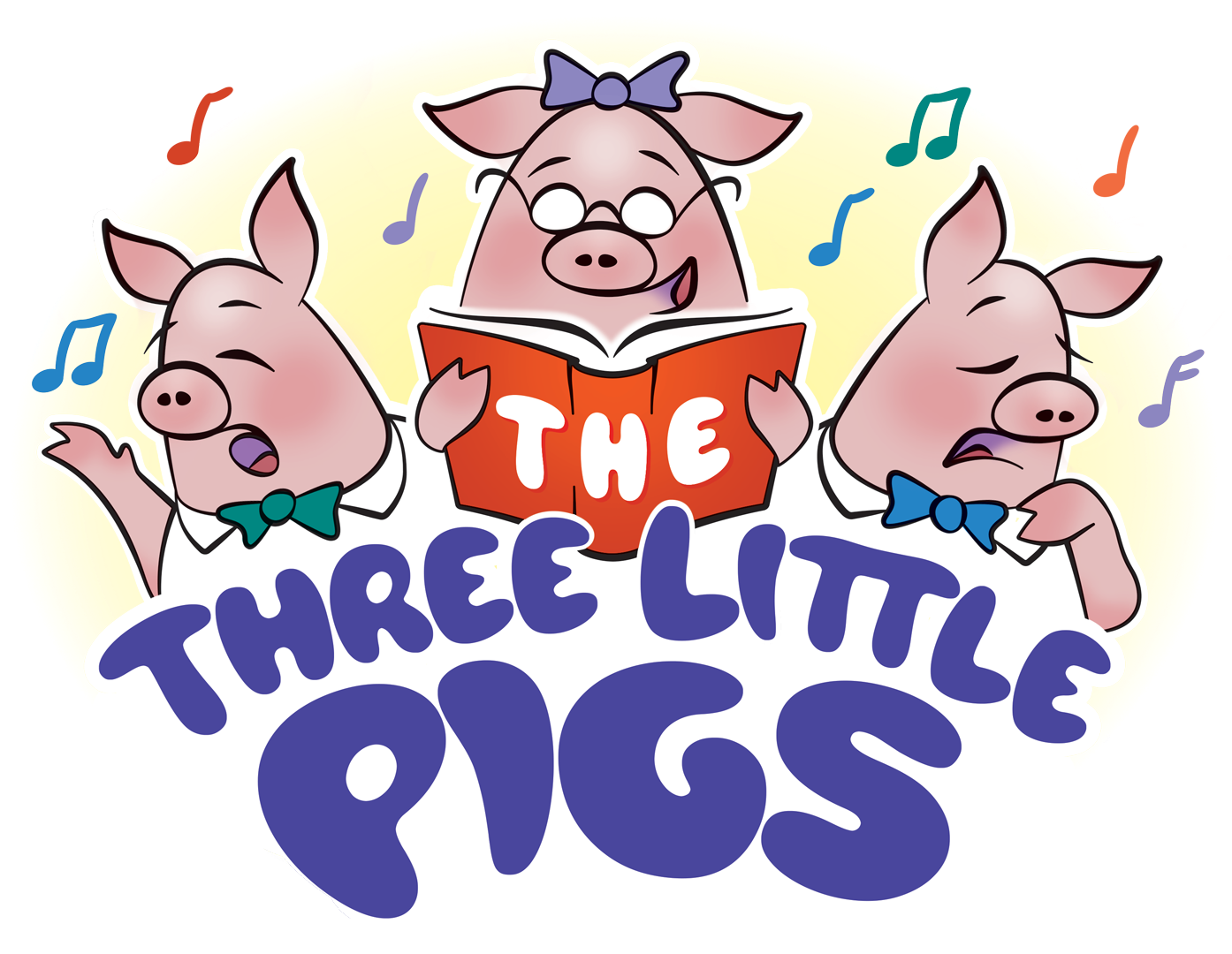 Wildwood Park for the Arts | Auditions for the 2018 Touring Production of  The Three Little Pigs - Three Little Pigs PNG HD