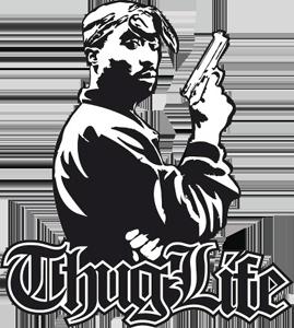Thug PNG - 14417
