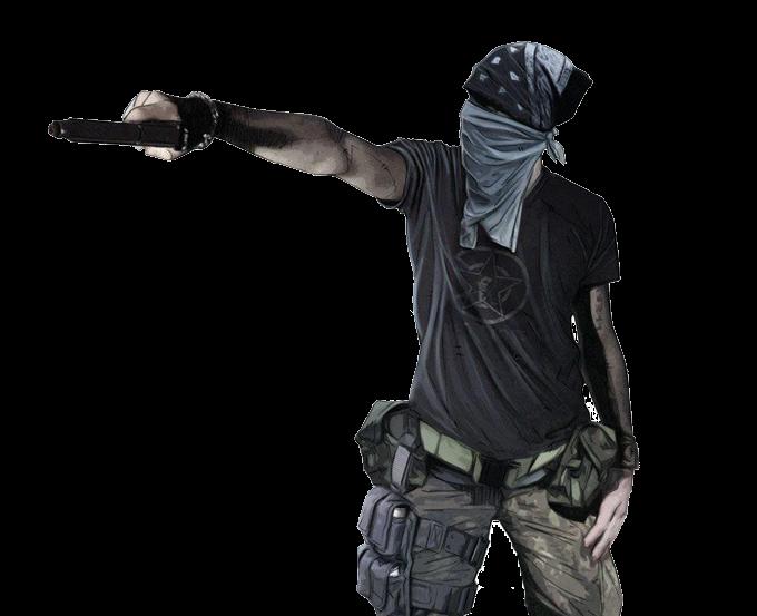 Thug PNG - 14421