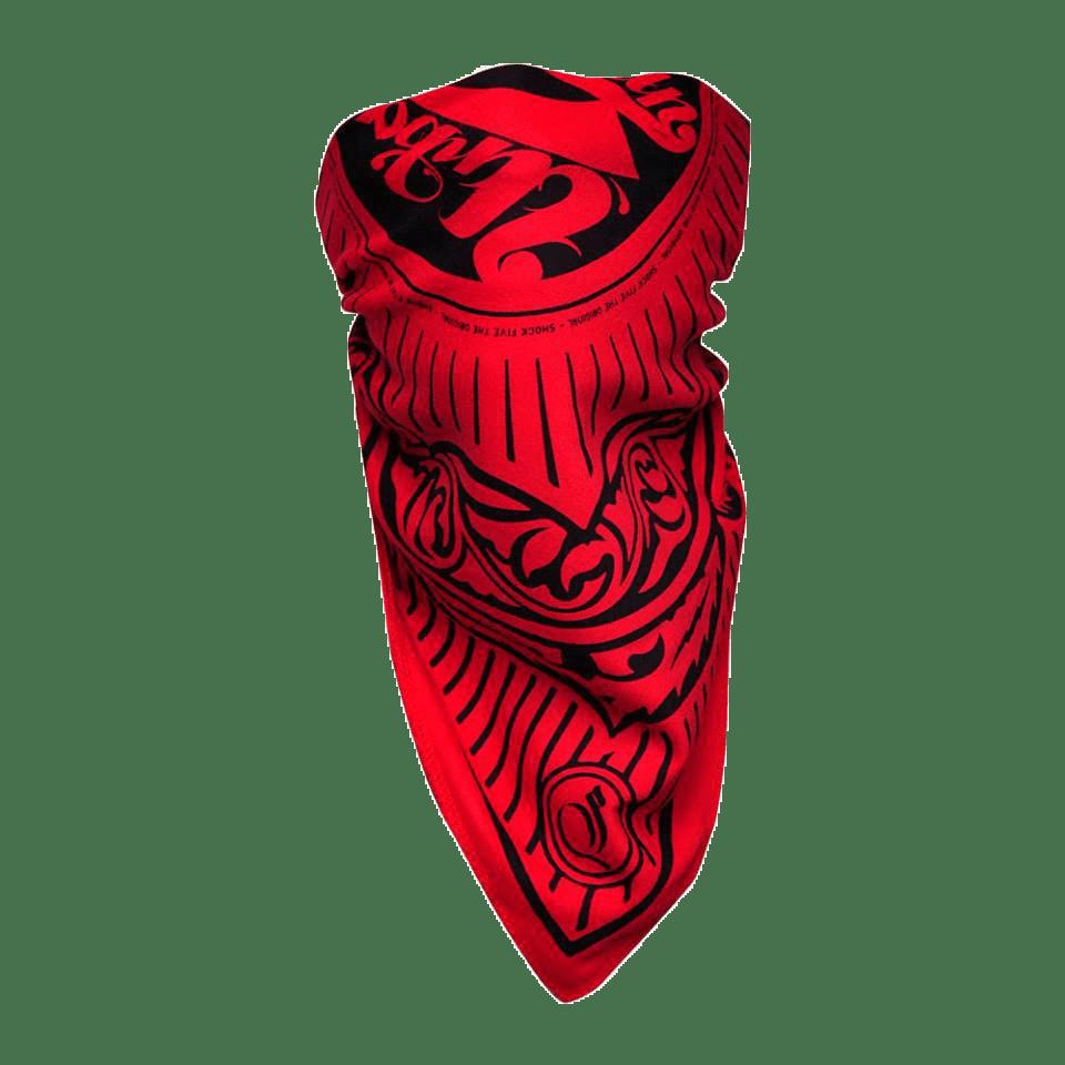 Thug Life Red Bandana - Thug PNG