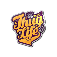 Thuglife HD PNG - 91863
