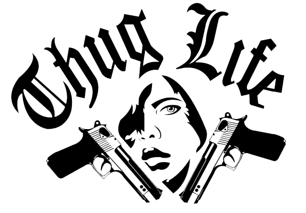Thuglife HD PNG - 91854