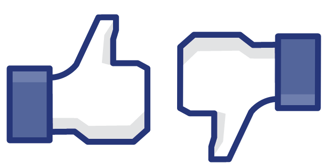 Thumbs Up And Thumbs Down PNG HD - 131476