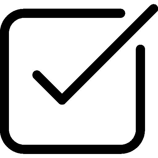 PNG SVG PlusPng.com  - Tick Box PNG