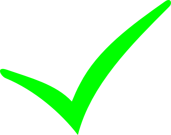 Green Tick PNG Image - Green Tick PNG HD - Tick Mark PNG HD