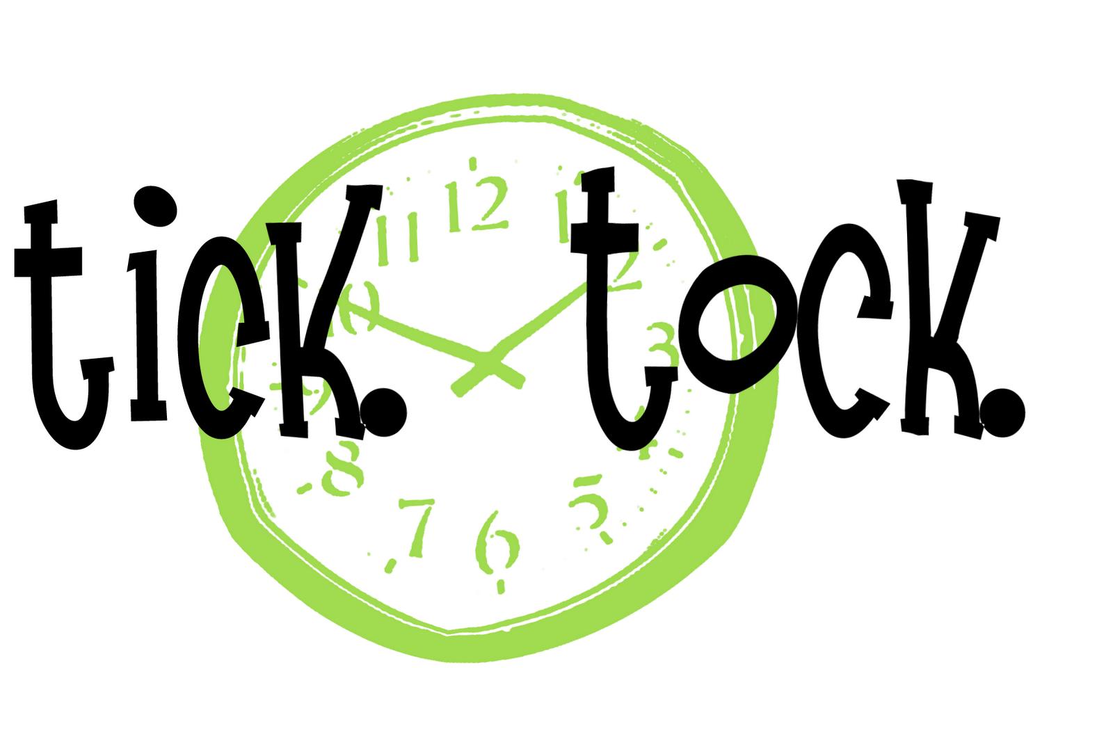 Tick Tock PNG - 60162