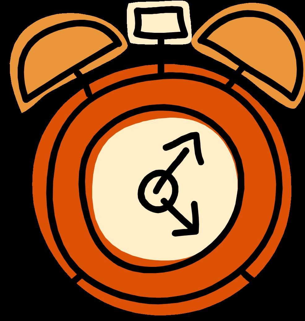 Tick Tock Time - Tick Tock PNG