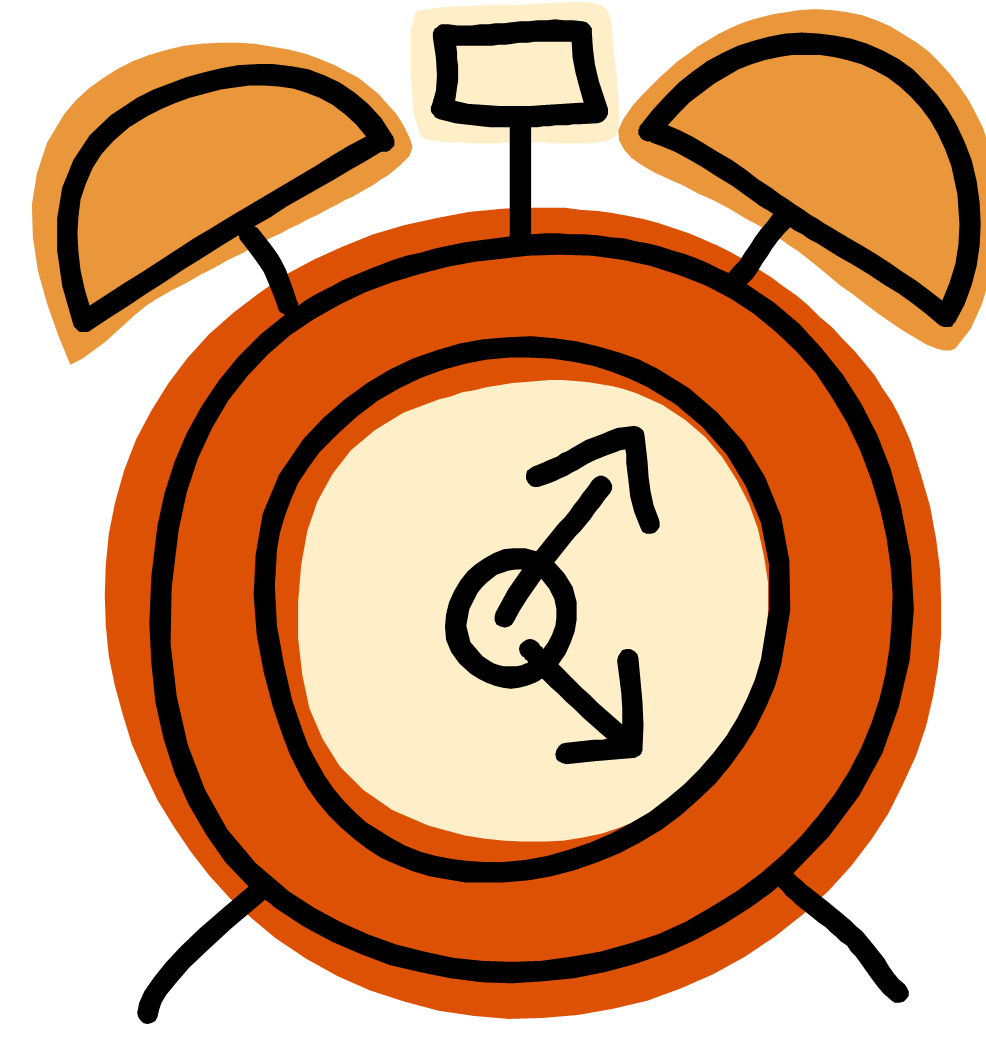 Tick Tock PNG - 60164