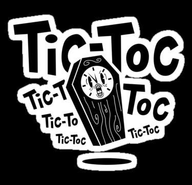 Tick Tock PNG - 60174