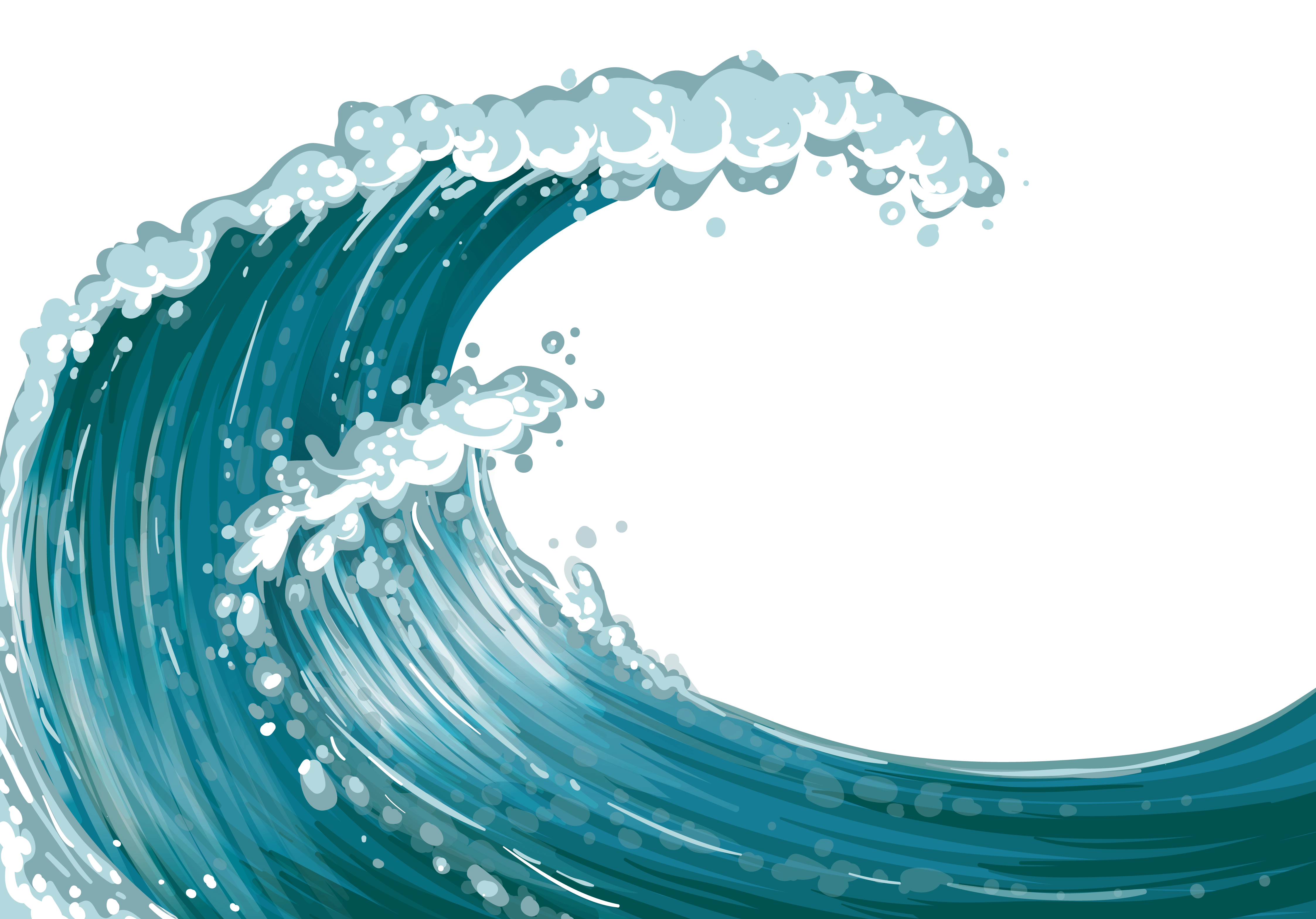 Sea Wave PNG Clipart - Tidal Wave PNG