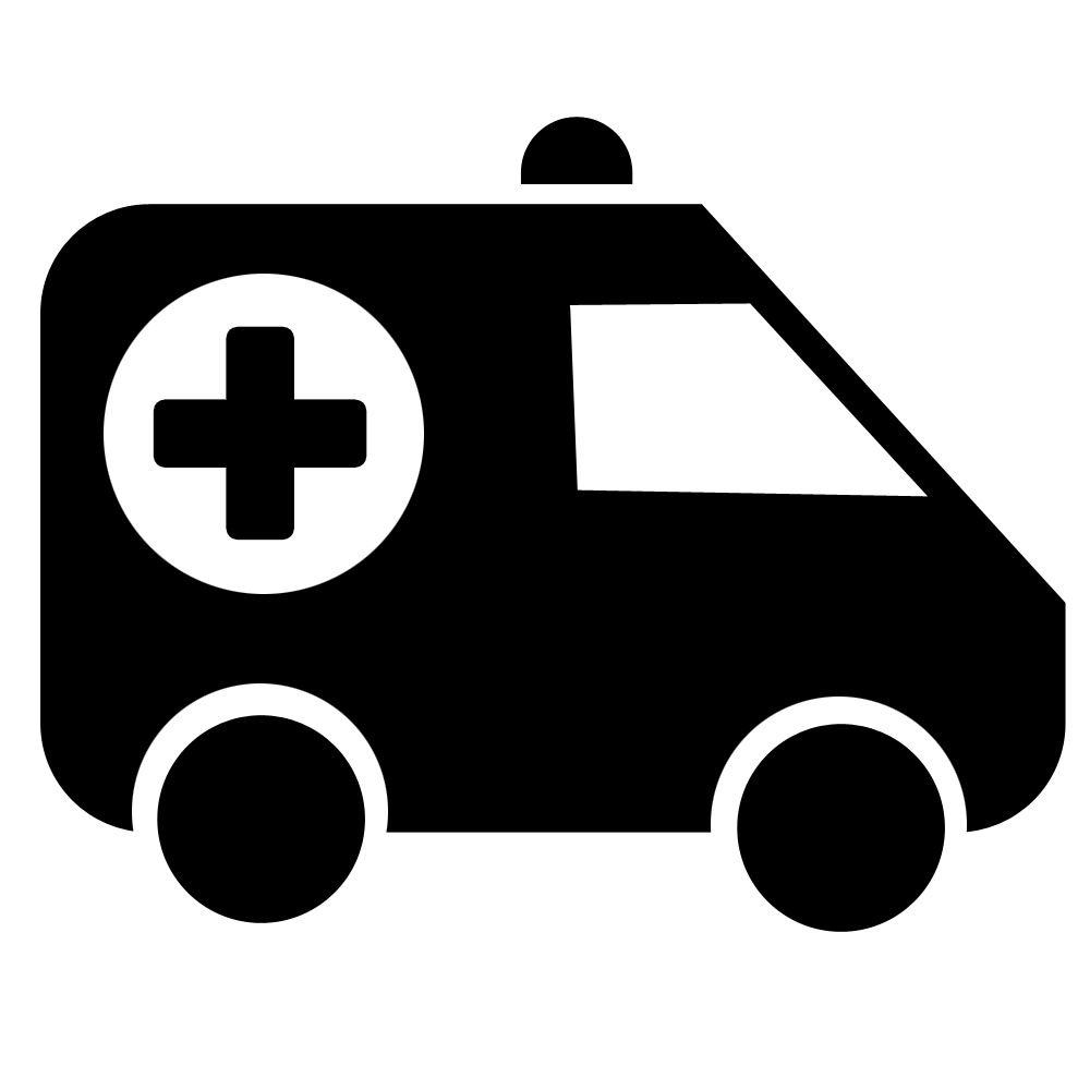 ambulance car icon - Tidy PNG
