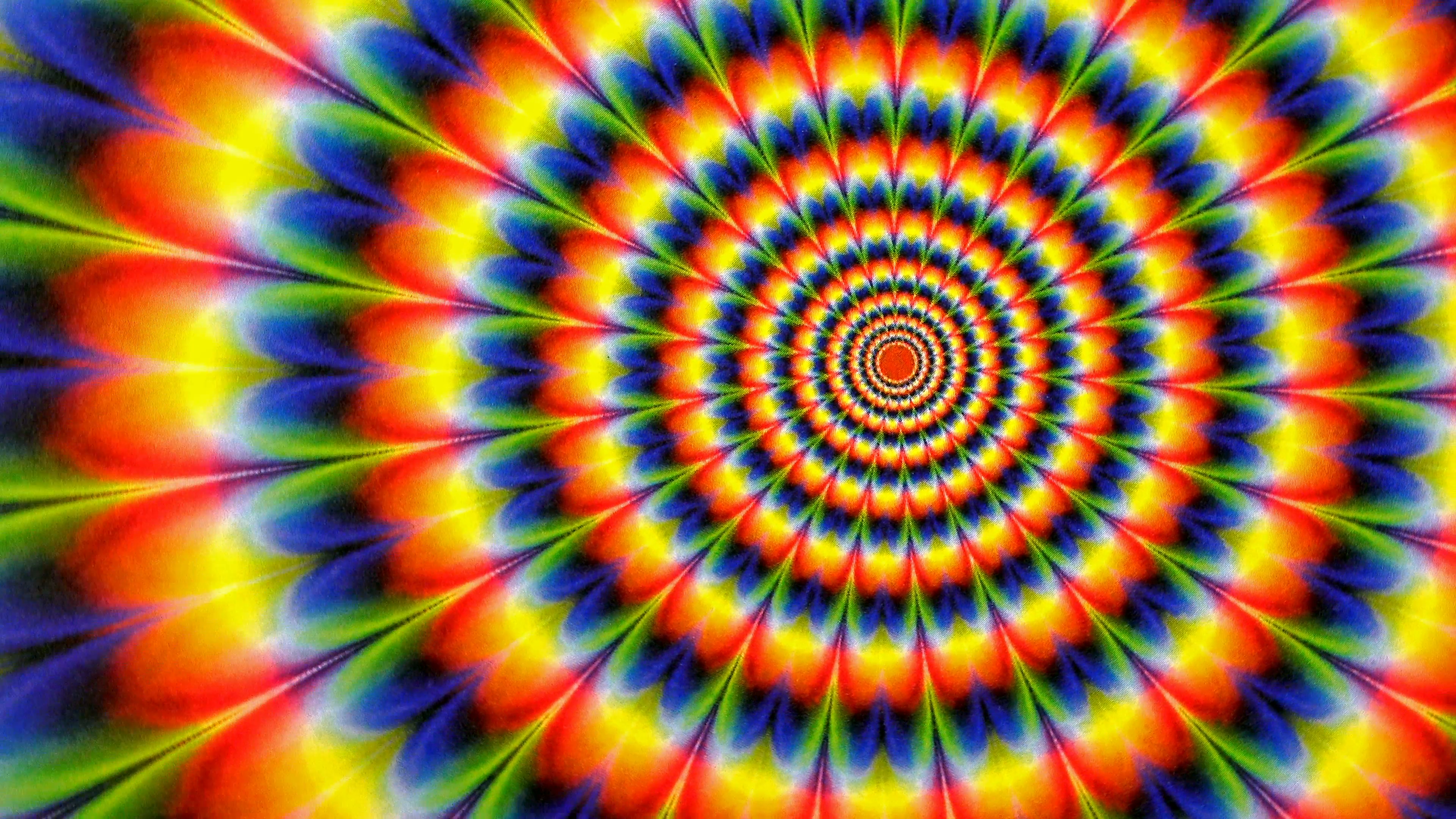 Hippy Tie Dyed Radial Pattern Animation Background Motion Background -  VideoBlocks - Tie Dye PNG HD