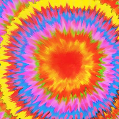 Tie Dye PNG HD - 126676