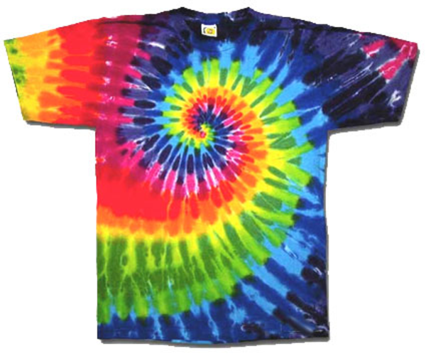 PNG: small · medium · large - Tie Dye PNG