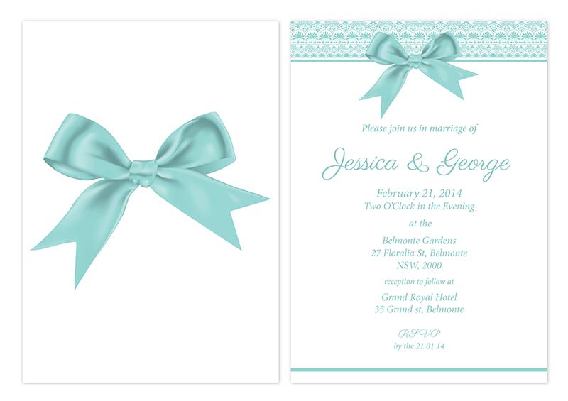Tiffany Blue Bow PNG - 57384