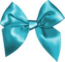 Tiffany Blue Bow PNG - 57391