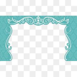 Tiffany Blue Wedding Flower Door, Tiffany Blue, Wedding, Flower Door PNG  Image - Tiffany Blue PNG