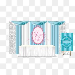 Tiffany blue wedding reception table, Tiffany Blue Wedding Reception Table  Free Download, Psd, · PNG PSD - Tiffany Blue PNG