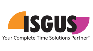 ISGUS Time Management logo - Time Management PNG HD